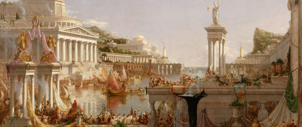 Thomas Cole - le destin d'un empire.