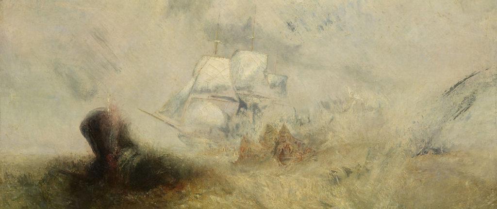 William Turner : Whalers