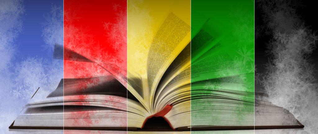 Les cinq éléments qui composent une histoire