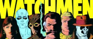 Les super héros de Watchmen